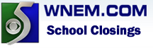 WNEM - School Closings